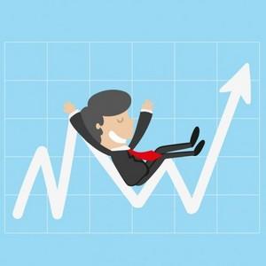businessman-sitting-on-a-graph_23-2147506714