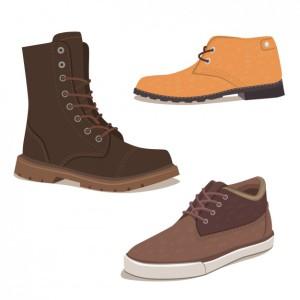 крутые ботинка