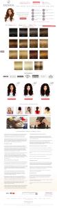 текст для главной страницы продажа волос