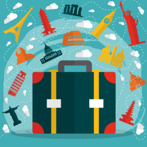 landmarks-suitcase-vector-background_23-2147491578